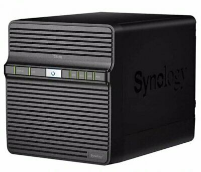 Synology DiskStation DS418j, 4Bay NAS