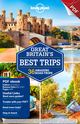 Lonely Planet Great Britain's Best Trips  PDF Read on PC/SmartPhone/Tablet