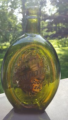 Rare Antique Bottle Harold Robertson's Perfection Scotch Whisky Glasgow & London