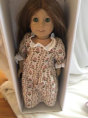 American Girl Felicity doll in meet outfit & accessories, in box