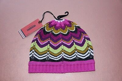 ❤️ NEW!!! Big Girls MISSONI for Target Hat/Beanie; One Size