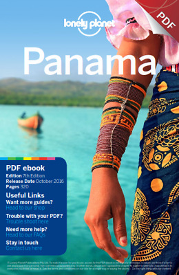 Lonely Planet Panama 2016 (Travel Guide) - PDF Read on PC/SmartPhone/Tablet
