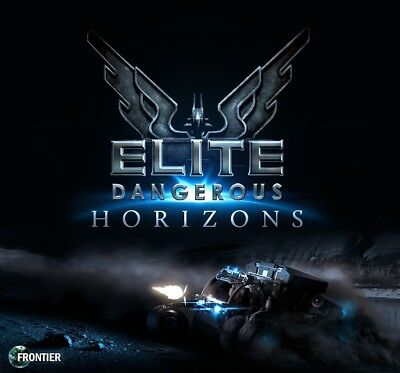 Elite Dangerous: Horizons Season Pass- PC Global Play Not Key/Code - Günstigst
