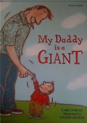 My Daddy is a Giant in Polish and English (Brand New) Mantra Lingua