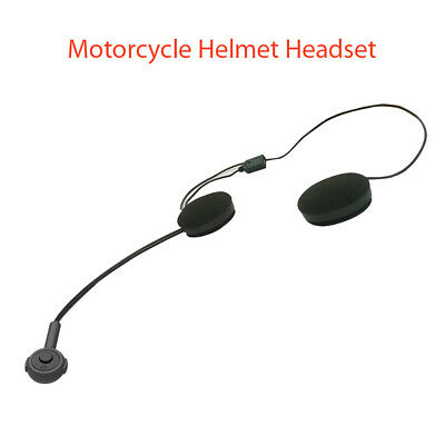 Motorcycle Motorbike Helmet Wireless Bluetooth 4.0 Headset Headphone Call Stereo