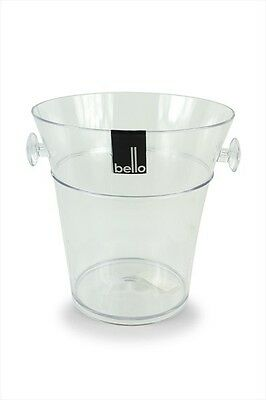 Brand New Clear Ice Serving Bucket