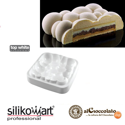 Silikomart Stampo In Silicone Cloud Professional Forma Nuvola Soffice  Dolci