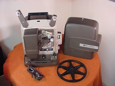 Bell & Howell 346A Super Eight  Autoload  Movie Projector - Needs bulb