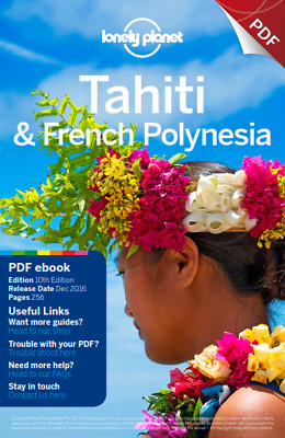 Lonely Planet Tahiti & French Polynesia 2016  PDF Read on PC/SmartPhone/Tablet