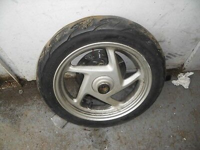 "Honda Lead 60 Plate  10"" Front Wheel  Disc    Good Condition Bargain"