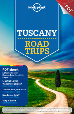 Lonely Planet Tuscany Road Trips Travel Guide PDF Read on PC/SmartPhone/Tablet