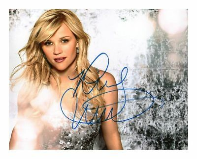REESE WITHERSPOON AUTOGRAPHED SIGNED A4 PP POSTER PHOTO PRINT 33
