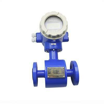 BAITE Electromagnetic Flow Meter  SS316L/PTFE 232psi 132GPM IP65 DN50 Compact-ty