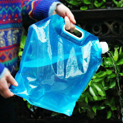 5L 10L 15L Handy Collapsible Foldable Storage BPA free Water