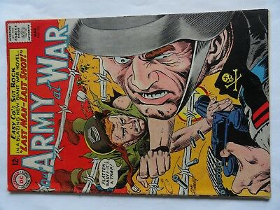 OUR ARMY AT WAR #152 (1965) SGT ROCK/EASY COMPANY combine shipping