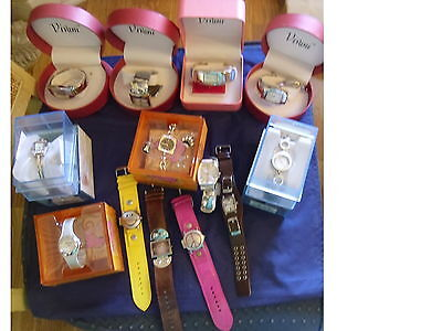 Lot Of 52 Store Return Ladies Novelty Watches (A)