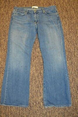 Mens Paper Demin & And Coth 46860 Distressed Jean Jeans Waist 38 Ironic Relaxed