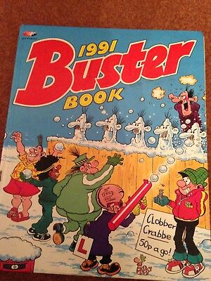 1991 Buster Book / Annual