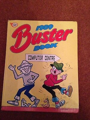 1989 Buster Book / Annual