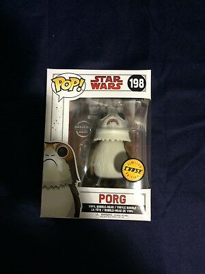 limited chase edition porg