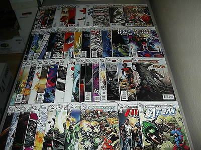 Brightest Day 0 1-24 Justice League Generation Lost 1-24 Full Run Complete Set
