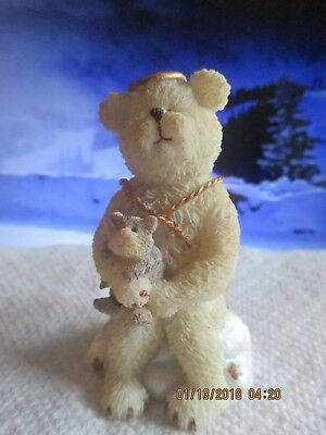 "Boyds Bears 2003 ~1E  LIL' WINGS  ""PUDDY"" ~  STYLE #24168"