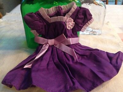 Emily's Lavender Holiday Dress from American Girl (Molly's friend)