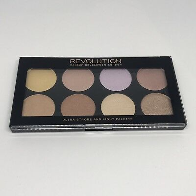 Makeup Revolution 'ULTRA STROBE AND LIGHT PALETTE' - 100% Authentic