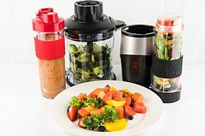 NEW Smoothies Blender and Chopper (All In One) 1.2L 500W Ice Crush