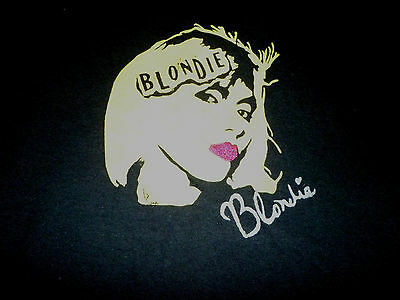Blondie  Shirt ( Used Size XL ) Good Condition!!!