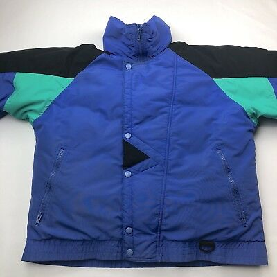 Vintage Colorado Classics by Gerry Men's Blue Down Ski Jacket Sz. Medium