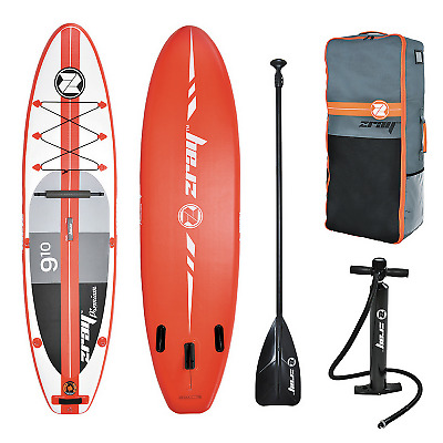 Pack Stand Up Paddle ZRay SUP A1 9'1
