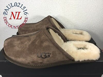64a38bbb230 MEN'S UGG 5776M/ESP Scuff Slippers Espresso ~ Various Sizes ! !