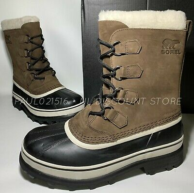 SOREL Caribou Men's Boots in Bruno  ~ Various Sizes ~ WOW ! !