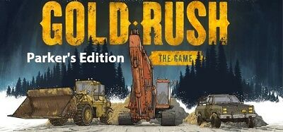 Gold Rush: The Game - Parker's Edition- PC Global Play- Not Key/Code - Günstigst