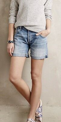 citizens of humanity denim shorts Size 24