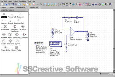 PCB CAD UNIVERSAL Printed Circuit Board Design Layout Simulator ...