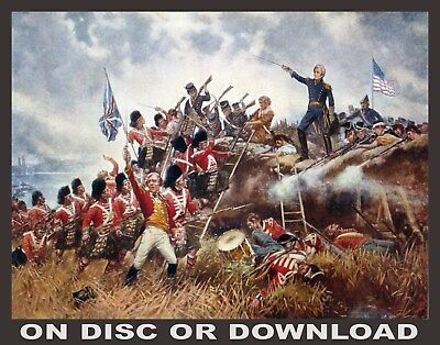 FAMOUS BATTLES, MILITARY CAMPAIGN WAR BOOKS ☆ Many Scanned - Download/Disc