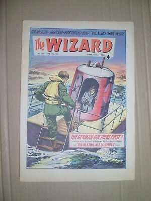 Wizard issue 1950 dated June 29 1963