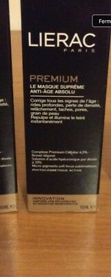 Lierac Masque Premium 20 Ml