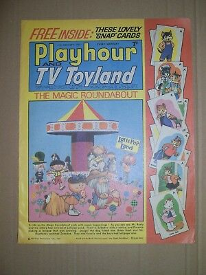 Playhour and TV Toyland issue dated February 11 1967
