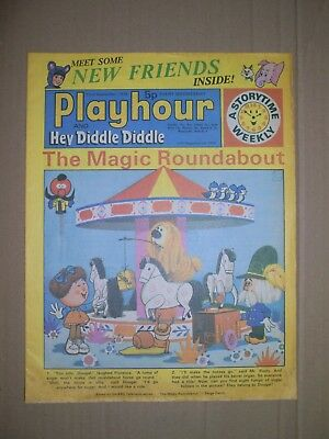 Playhour and Hey Diddle Diddle issue dated September 22 1973