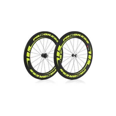 Coppia Ruote Progress A-880 Shimano Nuovo Procycling Point Ciclismo MTB