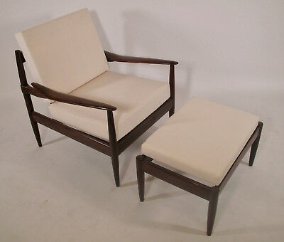 Mid-century armchairs - fauteuils scandinaves - danish vintage design