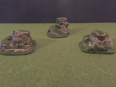 Warhammer, LOTR, Grunts, Earth, Sci-fi, Model Terrain & Scenery Rocky Outcrop