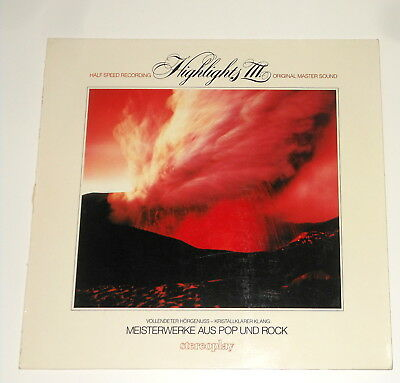 Stereoplay Highlights III. - LP - HALF SPEED MASTERED - Eroc - Sniff 'n' Tears
