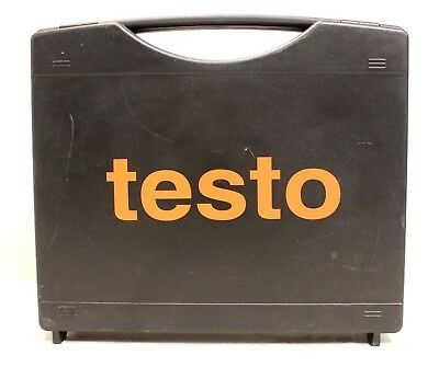 *new* Testo 310 Combustion Analyzer Kit With Printer # 0563 3110