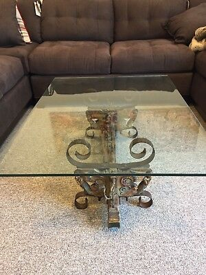 Antigue Parade Float Coffee Table