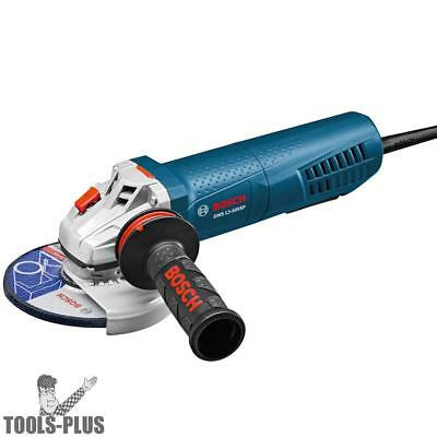 "Bosch Tools GWS13-50VSP-RT 13Amp 5"" Angle Grinder Variable Speed w/Paddle"