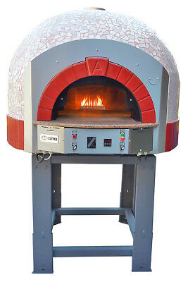 Mosaic gas pizza oven